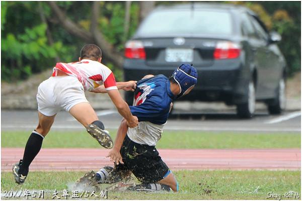 2011大專盃15s-乙組準決賽-海洋大學 vs 陸軍官校(NTOU vs ROCMA)