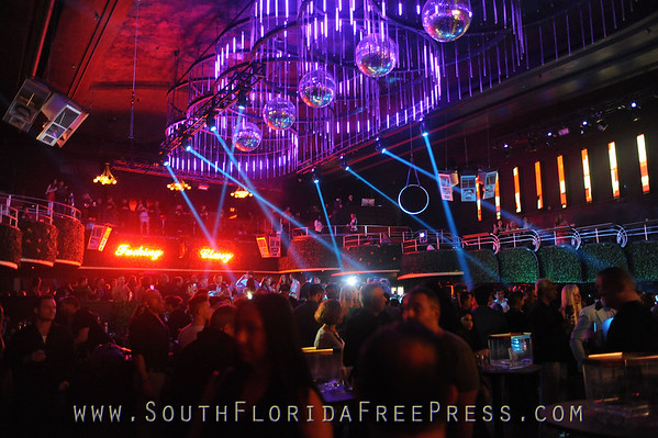 Copa Room Opening in Miami Beach