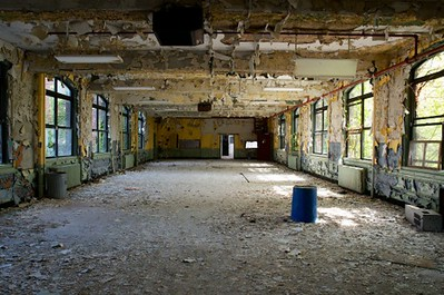 Abandoned or Vacant Buildings