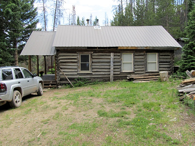 2013-07-Wyoming-Trip-Otto-n-Marys-Cabin