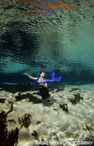 Ariel Underwater 2018