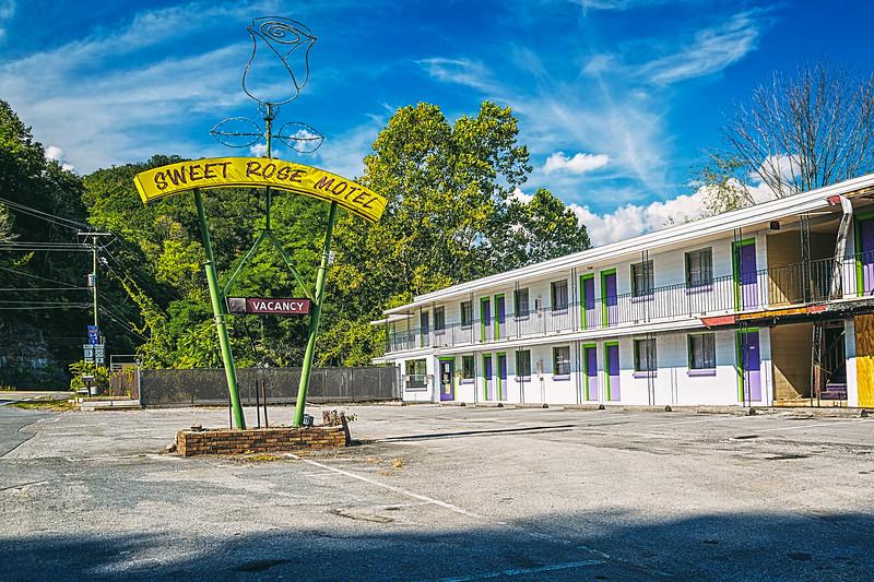 Sweet Rose Motel