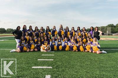 Thibodaux High School Cheer 2019