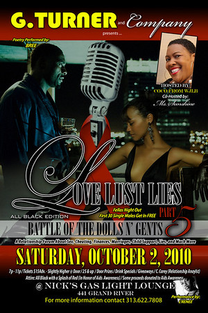 Gas Light Lounge_10-3-10_Saturday