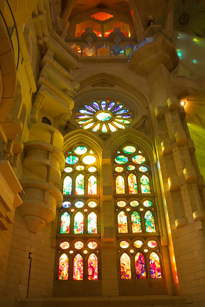 La Sagrada Familia - South Window