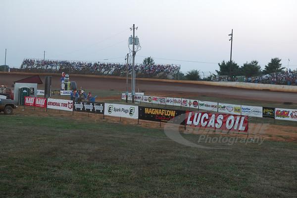 Bluegrass Speedway (KY) 8/28