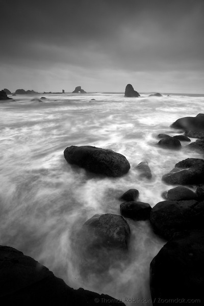 Waves Churn