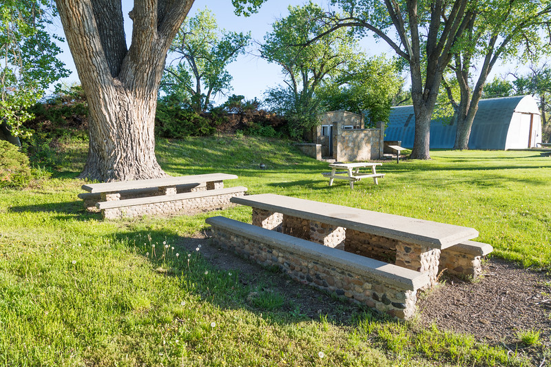 Custer's First Fight Site 1