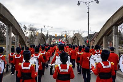 2019 Caledonia Santa Claus Parade