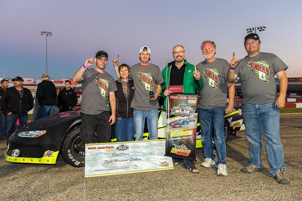 Round 18 - Dakota Dunes WSSL Auto Parts 150