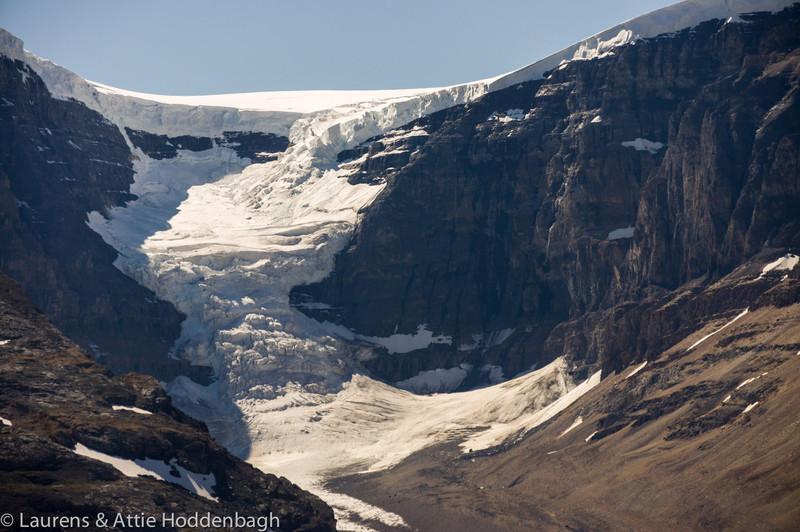 Athabasca Glacier, Columbia Icefields, Jasper Nat'l Park, Alberta, CA