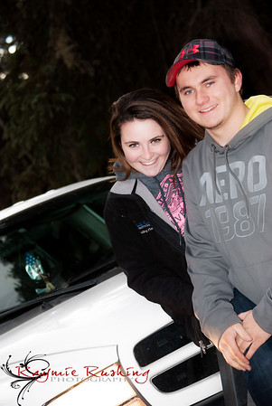 Kristof and Shelby