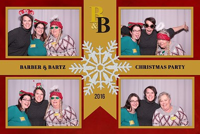 Barber & Bartz Christmas Party