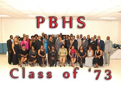 Pine Bluff High School - Class of 73