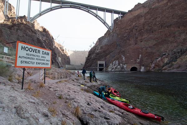 Colorado River Paddle
