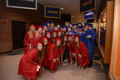 2017 Selinsgrove Graduation