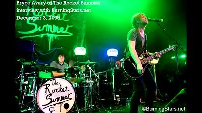 The Rocket Summer 12/03/09