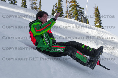 Arctic Cat Saturday Crest. Butte 2015