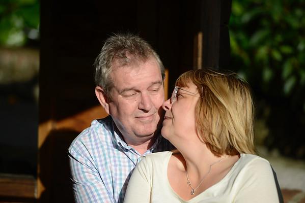 Denise and Gary - York 2019