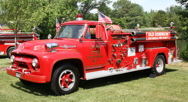 Old Dominion Historical Fire Society Collection