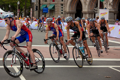 TRIATHLON - Dextro Energy Triathlon ITU World Championship Series Washington, DC