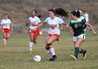 US Girls Soccer at NWC 10-15-19