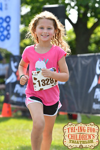 2018 Tri-ing for Children's Triathlon - Kids