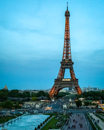 Journey Across France: Paris Day 1