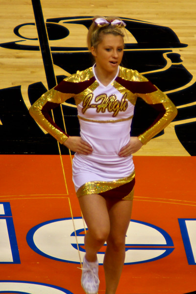2011 WVSSAC Cheer Competition - AAA