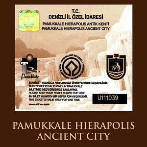 PAMUKKALE HIERAPOLIS ANCIENT CITY