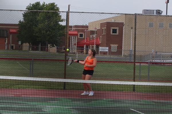 Sept. 10, 2020 - Hillsboro Tennis vs. Vandalia