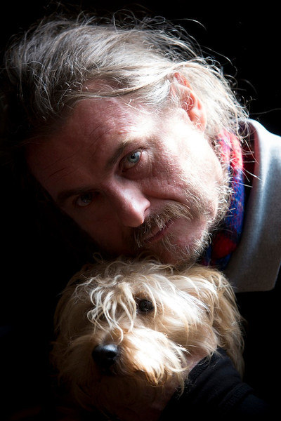 Andy Davis and Zebedee, London 2014 April