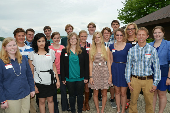 Scholarship Awards 2014