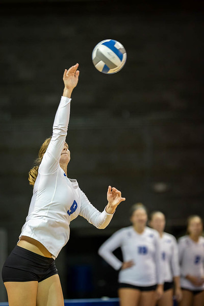 UB VOLLEYBALL v OHIO