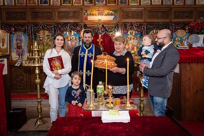 Свето Кръщение Сами и Елия