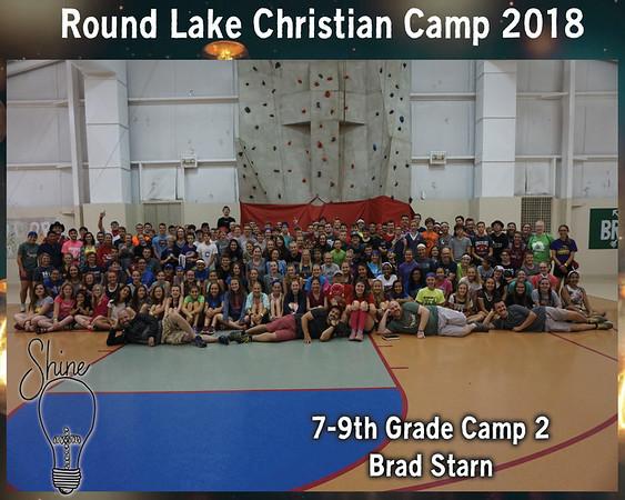 7-9th Grade Camp 2