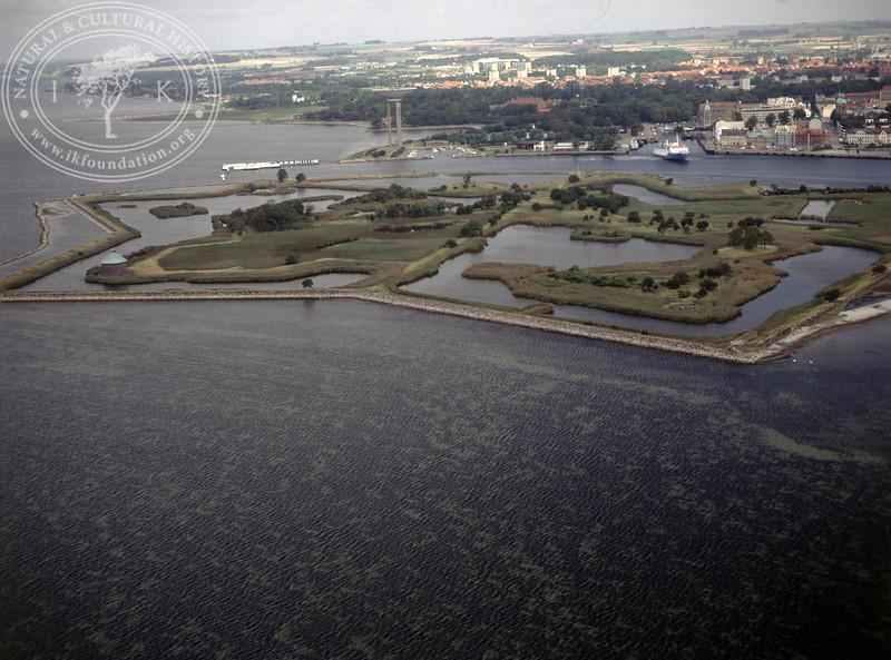 Bastions of Landskrona Citadel (1990) | PH.0315