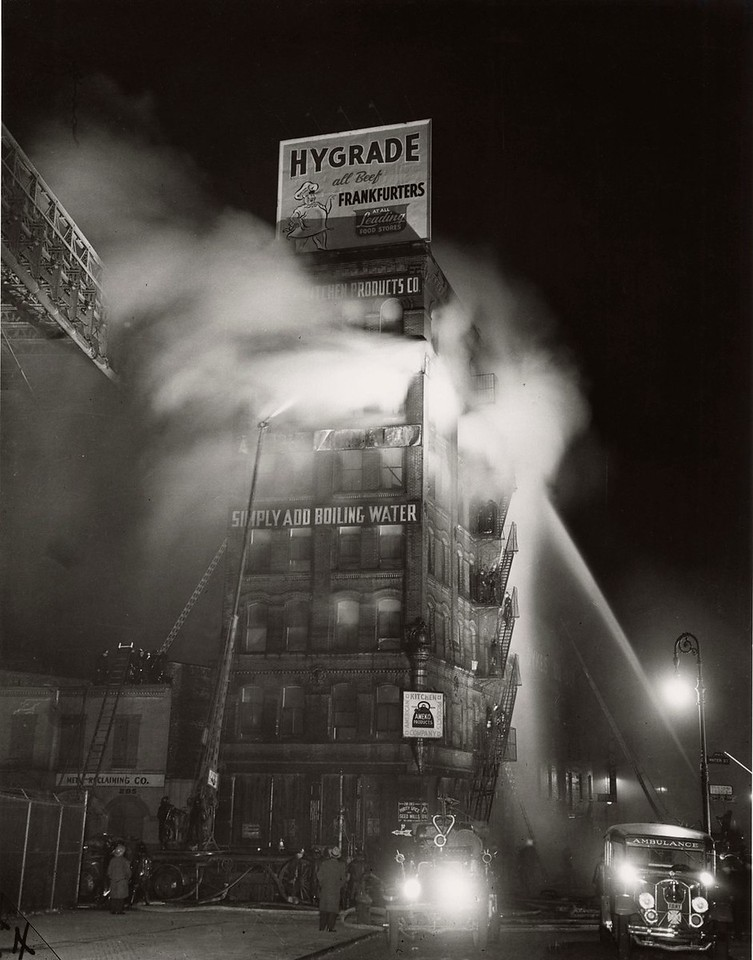 Photograph - Weegee