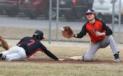 032918 Baseball: Huntley vs DeKalb (MB)