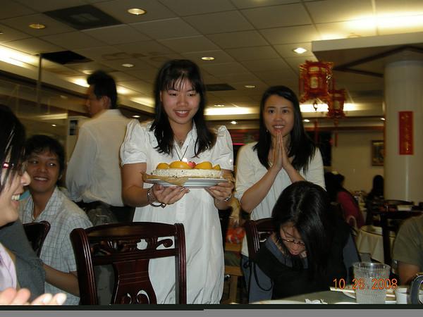 Maria Birthday 2008/10/26