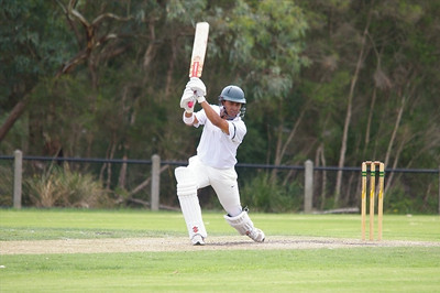 2011/12 First XI Semi-Final Dunstan Shield
