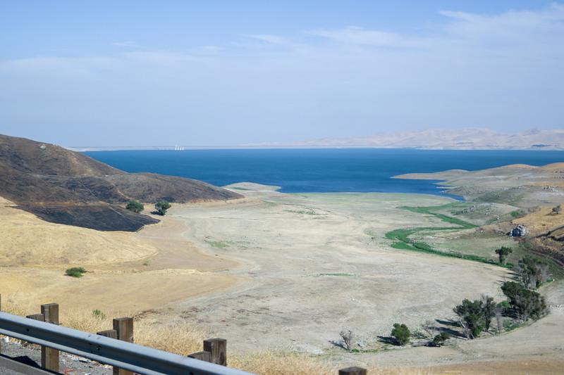 San Louis Reservoir, CA