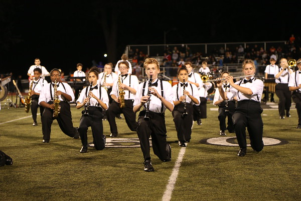 Edsel Ford Marching Band
