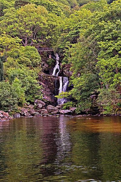 Arklet Falls, Loch Lomond