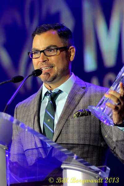 Jim Cressman - Booking Agency of the Year - Invictus Entertainment Group - Industry Lunch