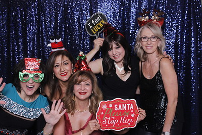 ACCM CHLA Holiday Party 2018