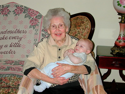 EUGENIA'S 90th B'DAY 1-2000