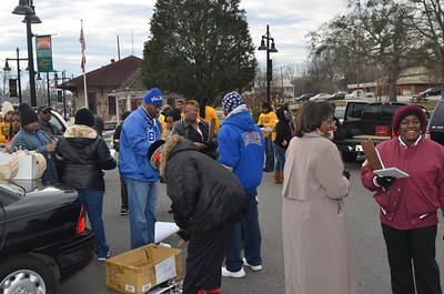 DeKalb NAACP's Tenth Annual MLK Parade 2012