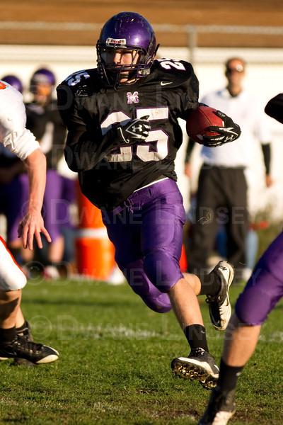 Sophomore - Hersey vs Rolling Meadows 10-21-11