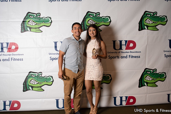2018 Sports & Fitness Awards Banquet